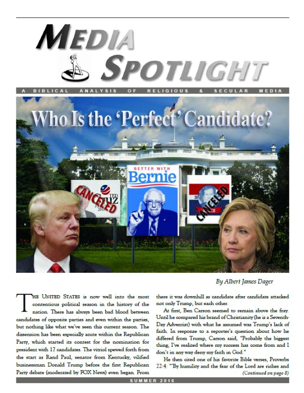 Media Spotlight Volume 39 No 2