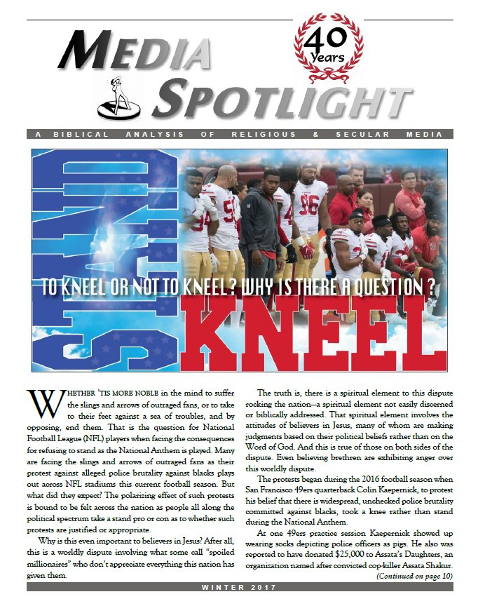 Media Spotlight Volume 40 No 4